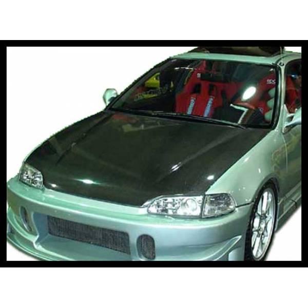 Capó Carbono Honda Civic '92 4P. S/T