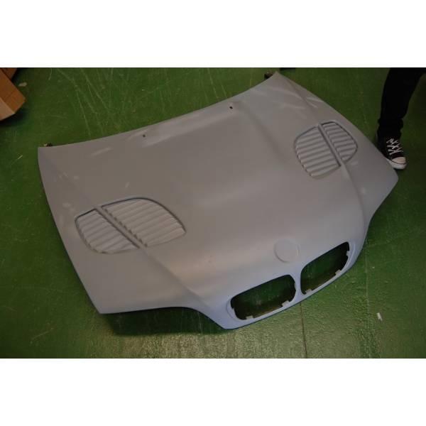 Capó Fibra BMW E46 M3 '98 GTR