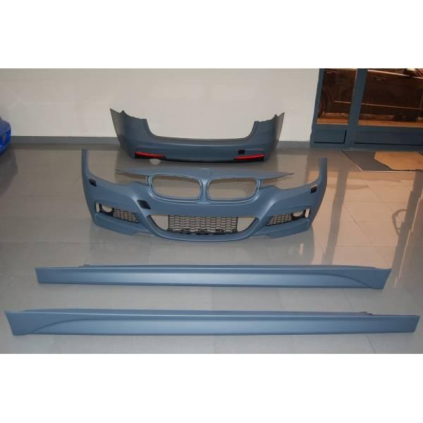 Kit carroceria BMW F31 look M-Tech