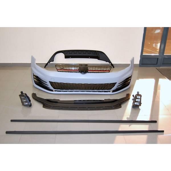 Kit De Carroceria Volkswagen Golf 7 3/5p Look Gti Abs