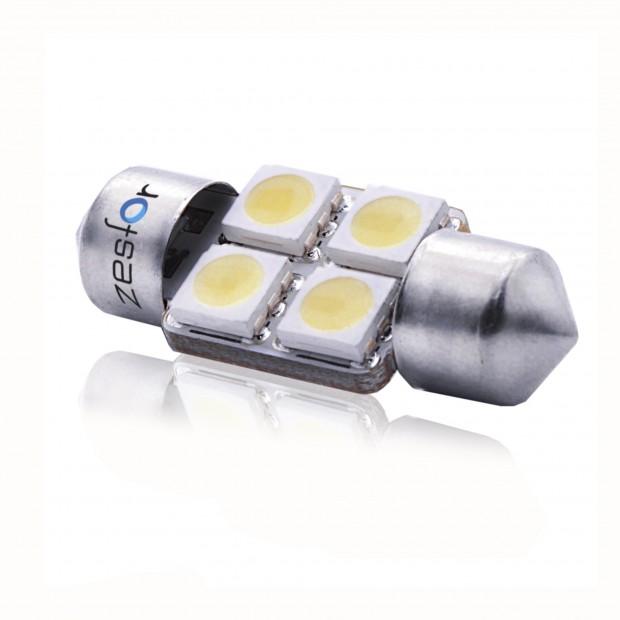 Bombilla LED c5w festoon 31mm - TIPO 4