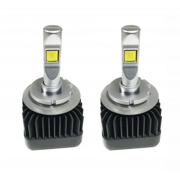 Bombillas LED D3S - Convierte tus faros xenon a LED d3s