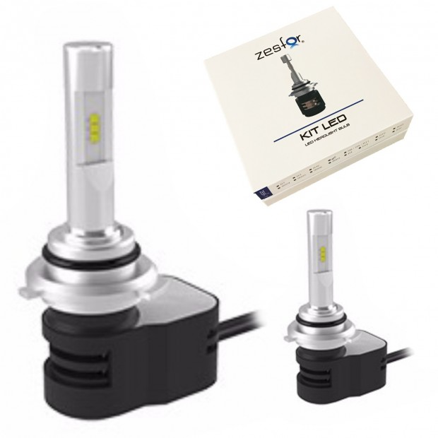 Kit LED blanco diamante HB4 / 9006 - ZesfOr