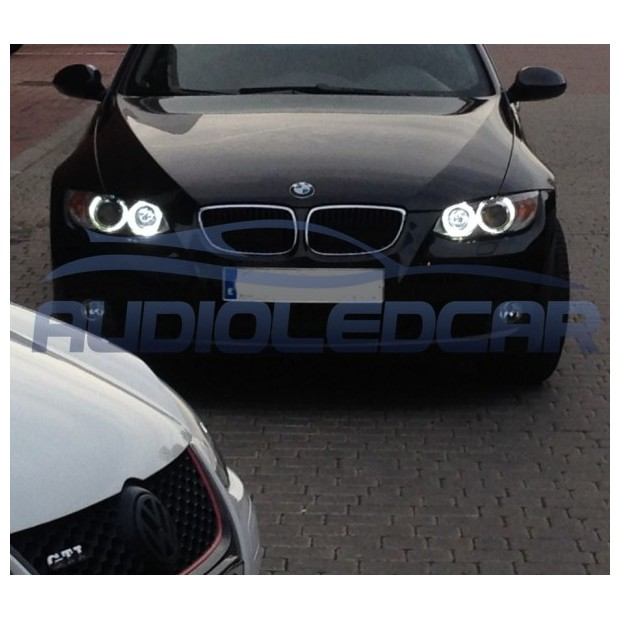 Kit ojos de angel en LED 20W para BMW 2007/2011 - Tipo 6